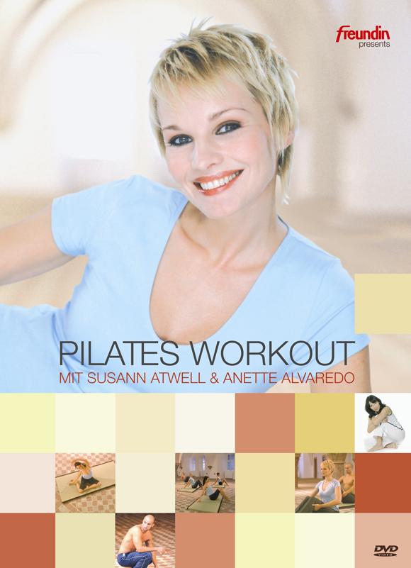 Susann Atwell Pilates DVD