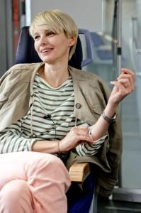 DB Regio Zuglabor Susann Atwell