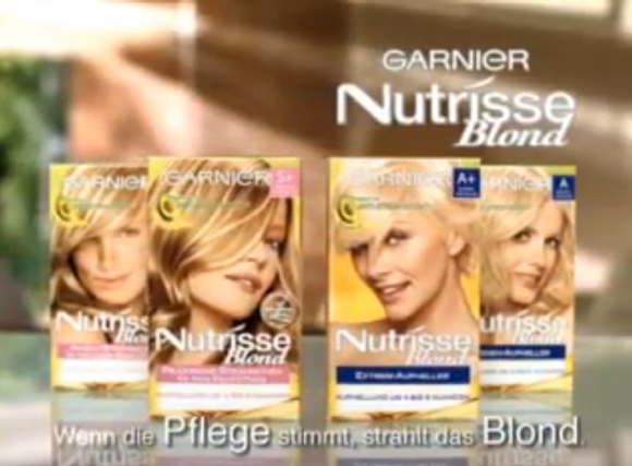 Susann Atwell Garnier Produkte