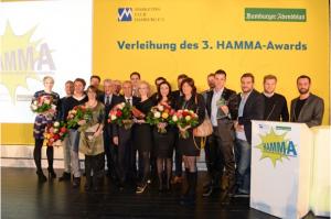 Susann Atwell I Hamma Award 2013